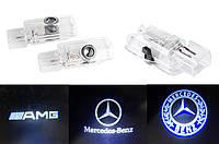 Подсветка двери Mercedes GL ML X164 W164, фото 1
