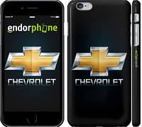 """Чехол на iPhone 6 Plus Chevrolet. Logo """"3154c-48"""""""