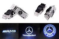 Подсветка двери Mercedes W203, W208, W209, фото 1