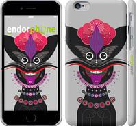 "Чехол на iPhone 6 Кот-дракон ""3000c-45"""