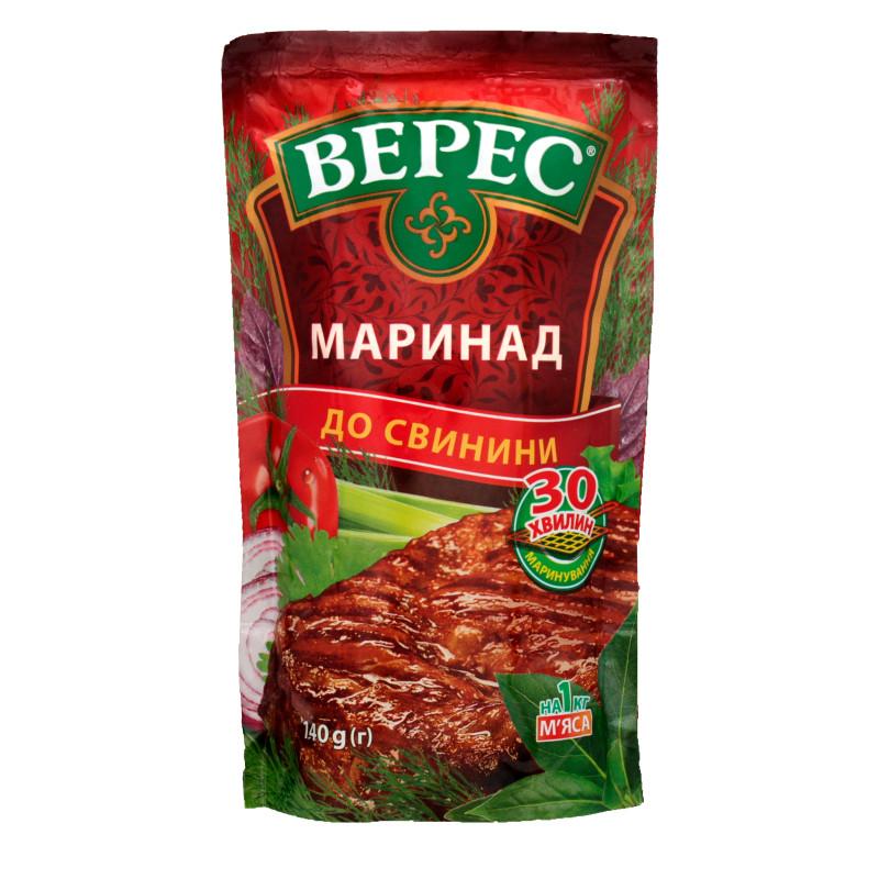 Маринад для свинини з горчицей140 грам ТМ Верес