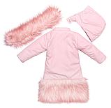 Куртка удлиненная для маленькой девочки ТМ МОНЕ р-р 92, фото 2
