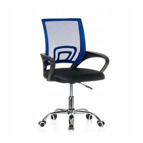 Компютерне крісло молодіжне Smart синє (підходить для дітей, підлітків та дорослих)
