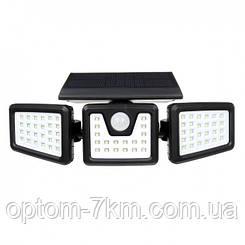 Автономный уличный светодиодный светильник Solar lamp NJ-0013 G