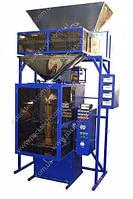 Фасовочно упаковочный автомат пневмомеханический с 4-мя весовыми дозаторами, Упаковочная линия Б/У
