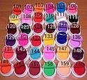 Гель цветной color gel, фото 4