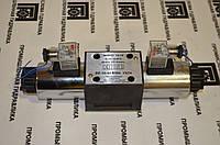 Гидрораспределитель 4WE10-E AC380 (аналог РХ1044100 380/50АМ, ВЕ-10.44 В380) для погрузчика КШП-5 КШП-6 Р6-КШП, фото 1
