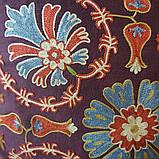 Наволочка сюзане шелк ручная вышивка. Узбекистан (6), фото 3
