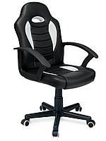 Крісло комп'ютерне, ігрове, спортивне Sofotel Scorpion Біле