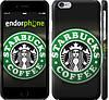 """Чехол на iPhone 6 Starbucks Coffee """"3088c-45"""""""
