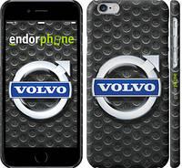 "Чехол на iPhone 6 Volvo. Logo v2 ""3176c-45"""