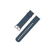 Amazfit GTS Комплект для смарт часов (ремешок и бампер), Gray-blue, фото 2