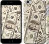 """Чехол на iPhone 6 Plus Доллары """"3016c-48"""""""