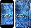 "Чехол на iPhone 6 Plus Ford. Logo v2 ""3111c-48"""