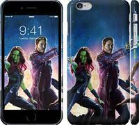 """Чехол на iPhone 6s Plus Стражи Галактики v2 """"2585c-91"""""""