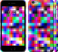 "Чехол на iPhone 6s Plus MultiPixeles ""2806c-91"""