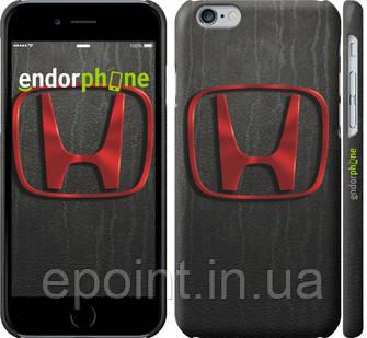 "Чехол на iPhone 6 Honda. Logo v3 ""3115c-45"""