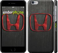 "Чехол на iPhone 6s Honda. Logo v3 ""3115c-90"""