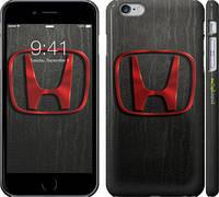 "Чехол на iPhone 6 Plus Honda. Logo v3 ""3115c-48"""