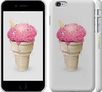 """Чехол на iPhone 6s Plus Мороженко """"2535c-91"""""""