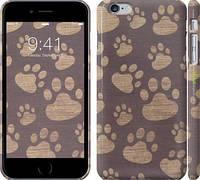 """Чехол на iPhone 6s Plus Следы тигра """"782c-91"""""""