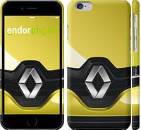 """Чехол на iPhone 6 Renault. Logo """"3169c-45"""""""