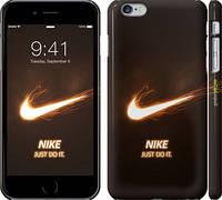 "Чехол на iPhone 6s Plus Nike 4 ""1000c-91"""