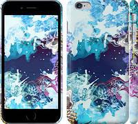 """Чехол на iPhone 6s Plus Цветной узор """"2830c-91"""""""
