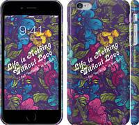 """Чехол на iPhone 6s Plus Without love """"1081c-91"""""""