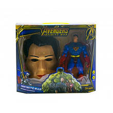 Маска и фигурка Супермен