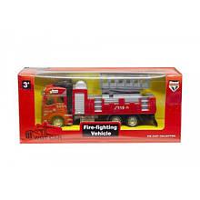Инерционная машинка Пожарная