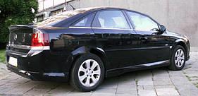 Opel Vectra C 2002↗ рр. Спойлер Анатомік (під фарбування)