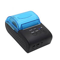 Мобильный термопринтер для чеков Mini ZJ-5805DD 58 мм (gr006901)