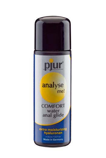 Анальный лубрикант на водной основе Pjur Analyse Me Comfort 30 ml
