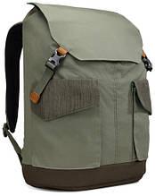 "Рюкзак для ноутбука 15,6"" Case Logic LODP115 зеленый, 6248099"