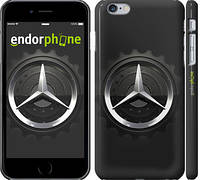 "Чехол на iPhone 6 Plus Mercedes Benz  v3 ""3124c-48"""