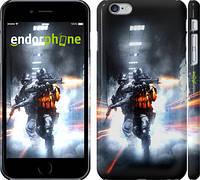 """Чехол на iPhone 6s Plus Battlefield - стрельба """"154c-91"""""""