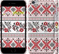 """Чехол на iPhone 6s Вышиванка 48 """"1249c-90"""""""