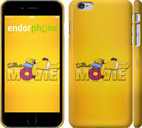 "Чехол на iPhone 6s Plus Симпсоны. Movie ""198c-91"""