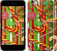 """Чехол на iPhone 6s Plus Леденцы """"1489c-91"""""""