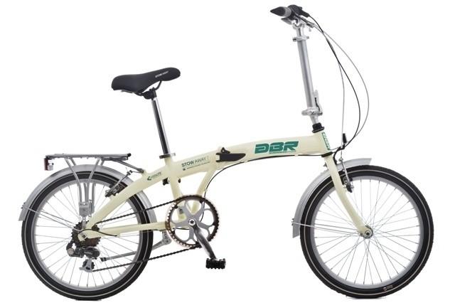 """Складной велосипед DIAMONDBACK  STOWAWAY 7""""."""
