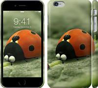 "Чехол на iPhone 6s Plus Букашки. Приключение в Долине муравьев v2 ""2609c-91"""