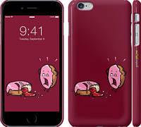 """Чехол на iPhone 6s Plus Печенье """"911c-91"""""""