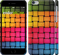 "Чехол на iPhone 6s Радужный Твист ""2858c-90"""