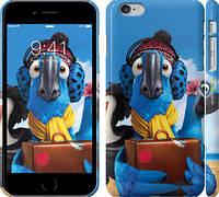 """Чехол на iPhone 6s Plus Рио 2 """"2604c-91"""""""