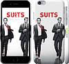 """Чехол на iPhone 6s Suits v1 """"2511c-90"""""""