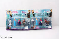 Герои Frozen 4 героя 7551