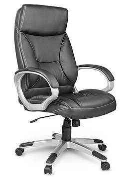 Крісло офісне Sofotel EG-223 Чорне