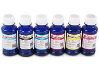 Комплект чернил INKSYSTEM для принтера Epson Stylus Photo R300 6 шт 100 мл Разноцветные (8890)