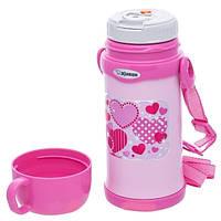 Термос Zojirushi SC-MC60PZ дитячий 0.6 л рожевий